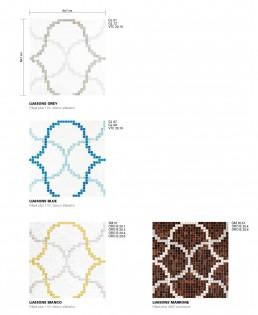 Timeless Mosaic Pattern Liaisons