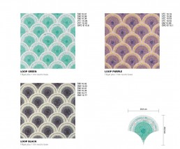 Timeless Mosaic Pattern Loop