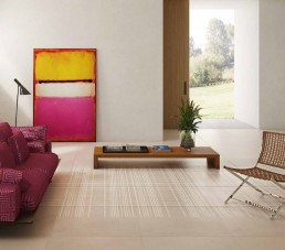 Trame ceramic flooring Madras