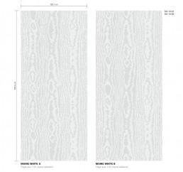 Moire Mosaic Pattern