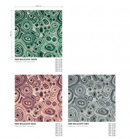 New Malachite Mosaic Pattern