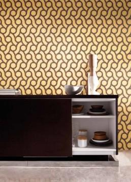 Modern Mosaic Pattern Plait