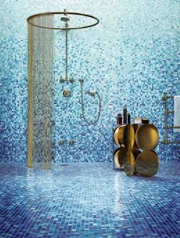 Mosaic Shading Blend Gladiolo