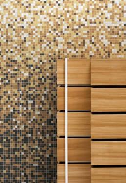 Mosaic Shading Blend New Ambra