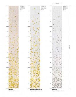 Mosaic Shading Blend Peonia/Narciso