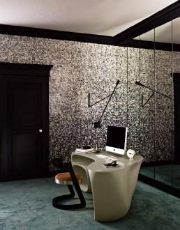 Mosaic Shading Blend Stella Alpina