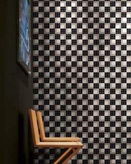 Modern Mosaic Pattern Vibration