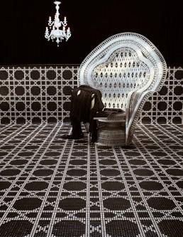 Timeless Mosaic Pattern Vienna