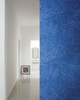 Modern Mosaic Pattern Wave