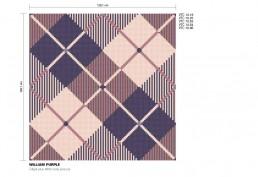 Timeless Mosaic Pattern William