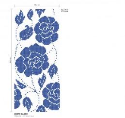 Floral Mosaic Pattern Zante