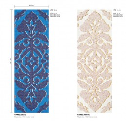 Timeless Mosaic Pattern Camee