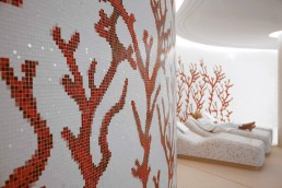 CORALLO Mosaic at the Charles Hotel Spa
