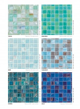 Bisazza Mosaic Blends 10mm