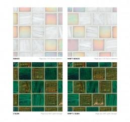 Bisazza Mosaic Blends SHIFT