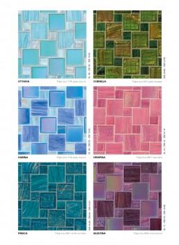 Bisazza Mosaic Blends VARIATIONS