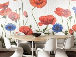 HAMEAU Floral Mosaic Patter