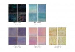 Mosaic Colours OPERA 25