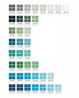 Mosaic Colours VETRICOLOR 10