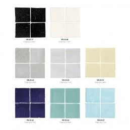 Mosaic Colours VINTAGE