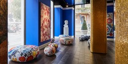 Bisazza's new Milan flagship store