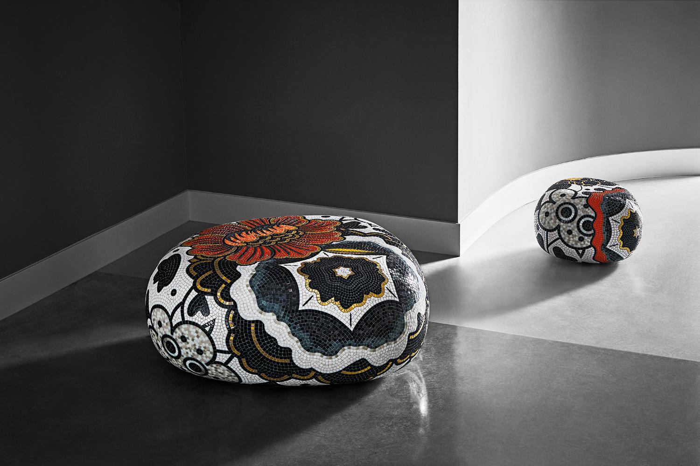 Bisazza Mosaic Pebbles