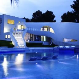 casa son vida Bisazza mosaic pool