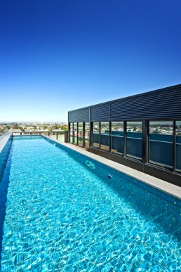 Luxurious Pool Mosaic