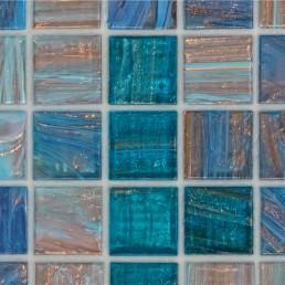 Bisazza ACQUARIO Swimming Pool Mosaic Blend