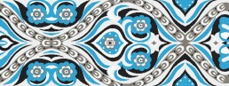 Bisazza AMELIE BLUE Swimming Pool Mosaic Pattern