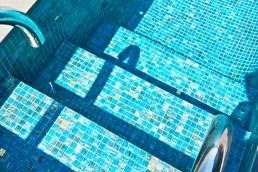 Bisazza LE GEMME 20.49 Swimming Pool Mosaic Blend