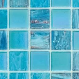 Bisazza SOPHIA Swimming Pool Mosaic Blend