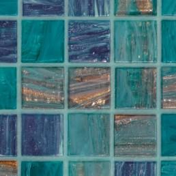 Bisazza DAFNE Swimming Pool Mosaic Blend