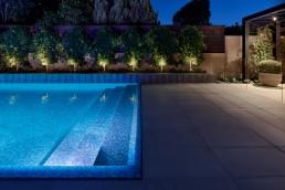 Bisazza GLORIA Swimming Pool Mosaic Blend