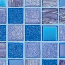 Bisazza GRAZIA Swimming Pool Mosaic Blend