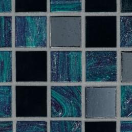 Bisazza ILARIA Swimming Pool Mosaic Blend