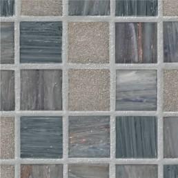 Bisazza LAVINIA Swimming Pool Mosaic Blend