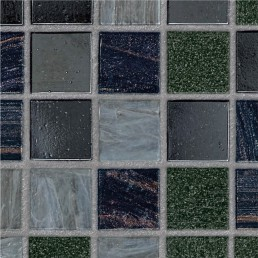 Bisazza LORENZA Swimming Pool Mosaic Blend