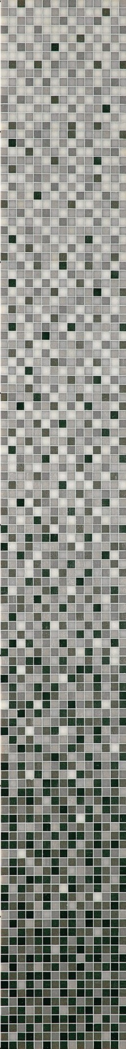 Bisazza NEW GRIGIA WHITELESS Swimming Pool Mosaic Blend