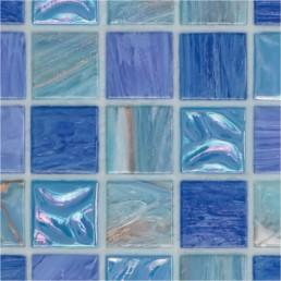 Bisazza NEW LIZ Swimming Pool Mosaic Blend