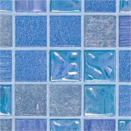 Bisazza OLIVIA Swimming Pool Mosaic Blend