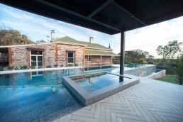 Bisazza OSAKA Swimming Pool Mosaic Blend