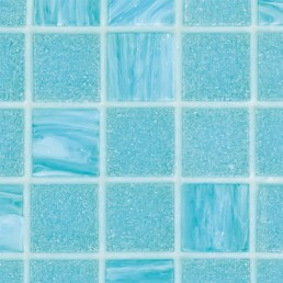Bisazza PALMA Swimming Pool Mosaic Blend