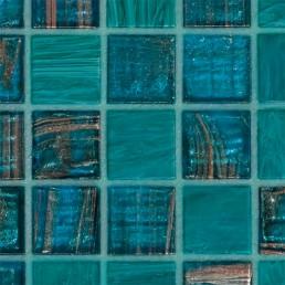 Bisazza PAOLA Swimming Pool Mosaic Blend