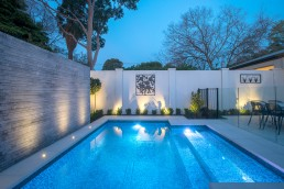 Bisazza SALICE Swimming Pool Mosaic Blend