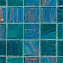 Bisazza SEQUOIA Swimming Pool Mosaic Blend