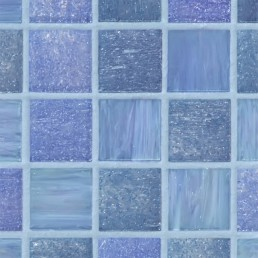 Bisazza SINGAPORE Swimming Pool Mosaic Blend