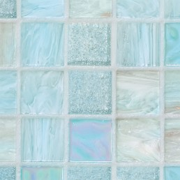 Bisazza ADRIA Swimming Pool Mosaic Blend