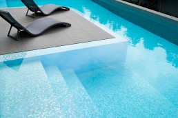 Bisazza EMANUELA Swimming Pool Mosaic Blend