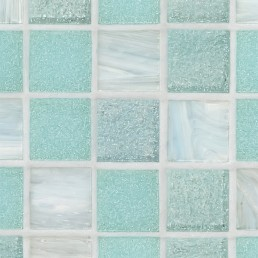 Bisazza DINA Swimming Pool Mosaic Blend